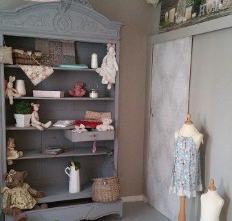 boutique cosy chaleureux couture combronde