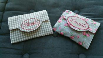 broderie couture personnalisé cadeau plaisir