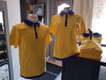 fabrication polo personnalisé qualité couture