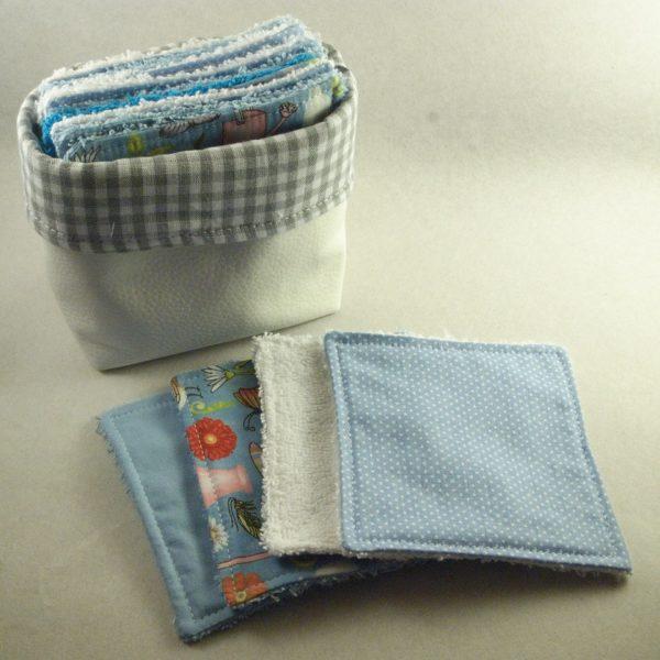 coton réutilisables écologique cadeau naissance