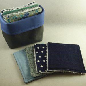 cadeau personnalisé coton cotonnerie artisan
