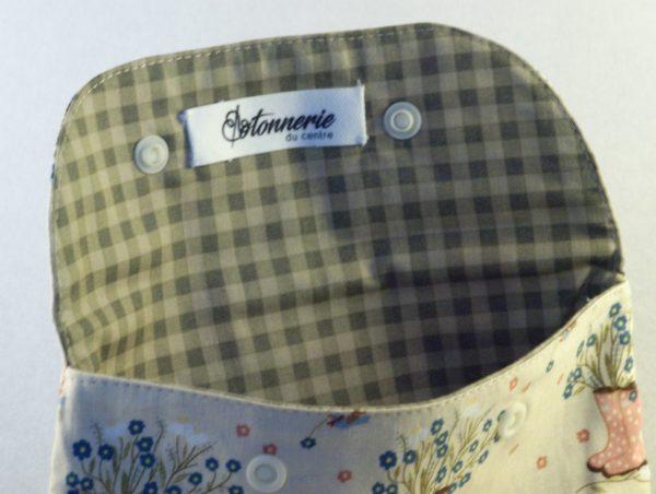pochette accessoires atelier couturière auvergne