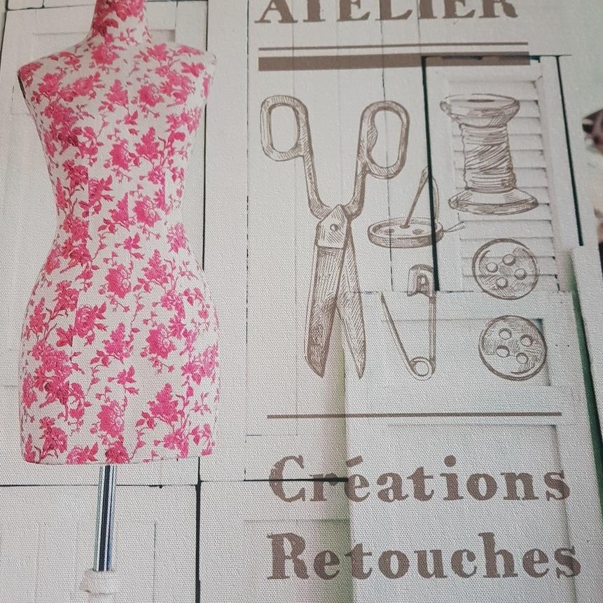retouche atelier couture combronde cotonnerie